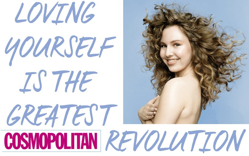 self confidence cosmopolitan