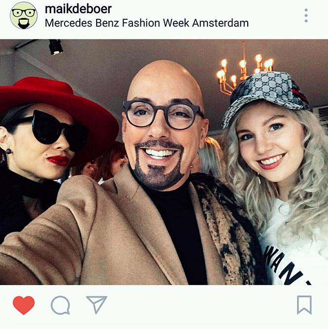 Amsterdam Fashionweek 2017