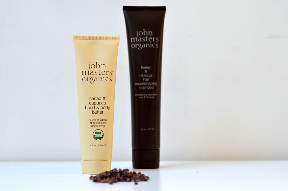 John Masters Organic Chocolate