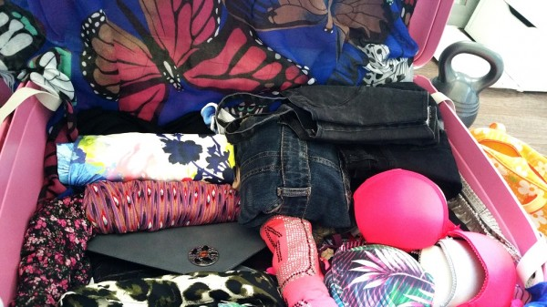 pack your suitcase #Life Hack | how to pack a suitcase efficiently