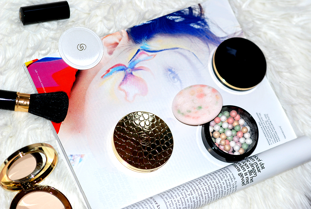 Oriflame Jewel Powder and Pearls