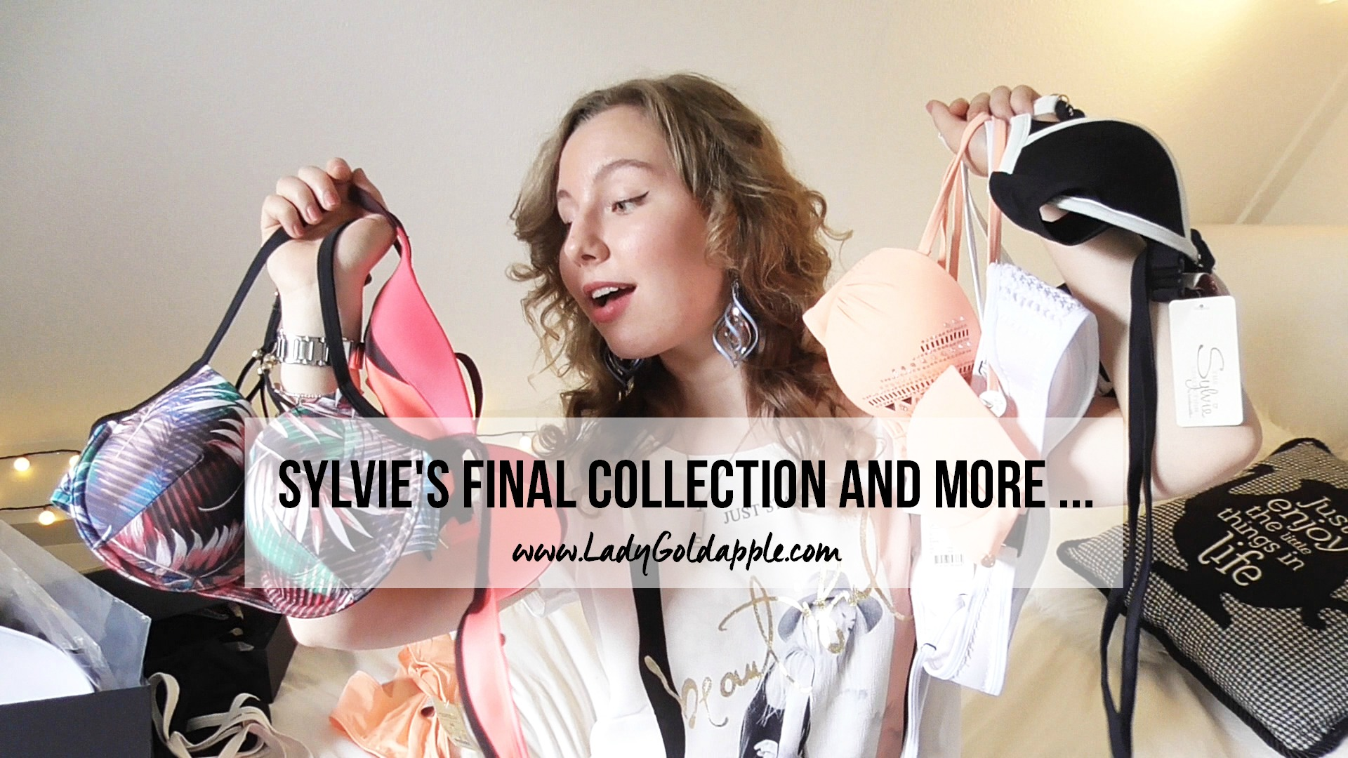 Sylvie's final collection and more